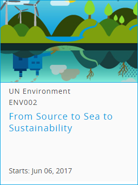 From Source to Sea to Sustainability ENV002
